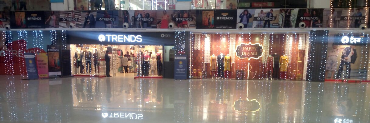 Surya Mall RP Process